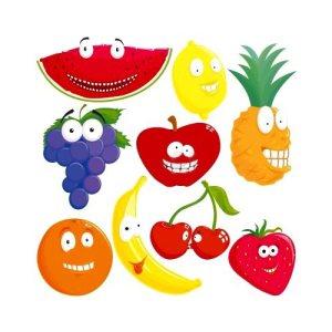 dibujos-frutas